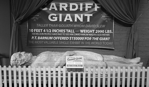 Image result for images of cardiff giant
