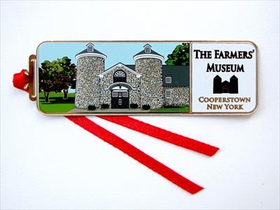 Bookmark: The Farmers' Museum Main Barn