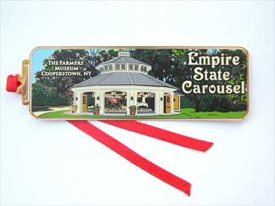 Empire State Carousel at The Farmers' Museum, Cooperstown, NY