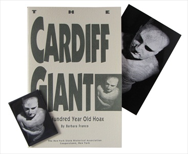 The Cardiff Giant: A Hundred Year Hoax