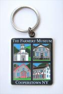 Keychain: The Farmers' Museum