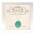 Lux Hop Flower Necklace