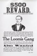 Loomis Gang Poster, The Farmers' Museum