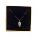 Sweetheart Hop Flower Necklace
