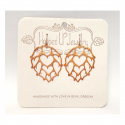 Worthy Heart Hop Earrings